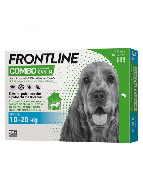 FRONTLINE COMBO CANE 10-20 KG