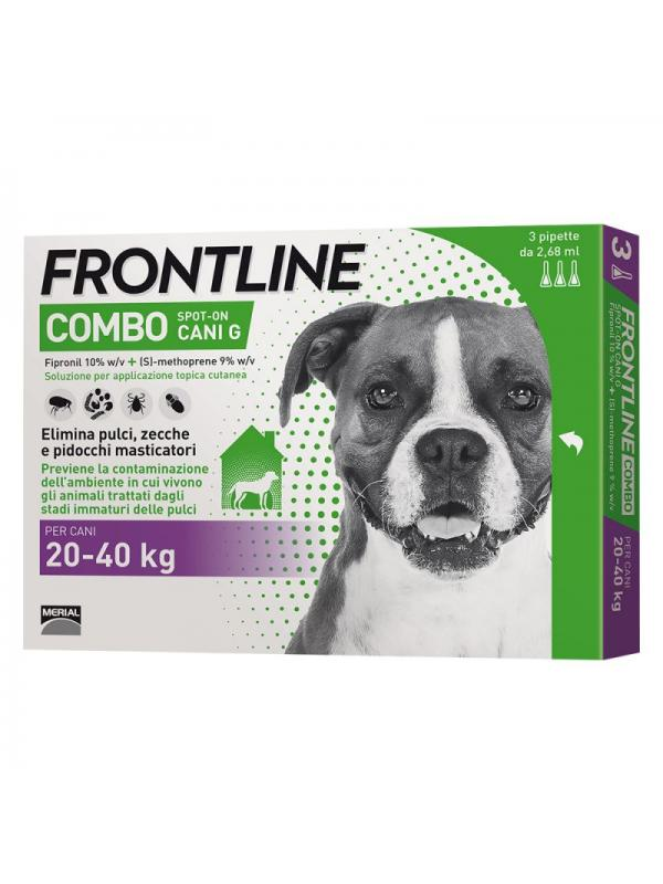 FRONTLINE COMBO CANE 20-40 KG
