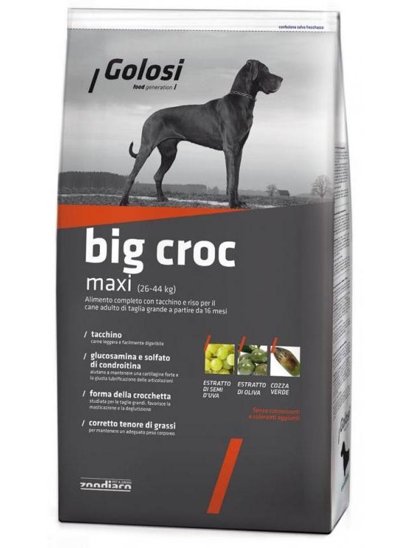 Golosi big croc maxi 12kg