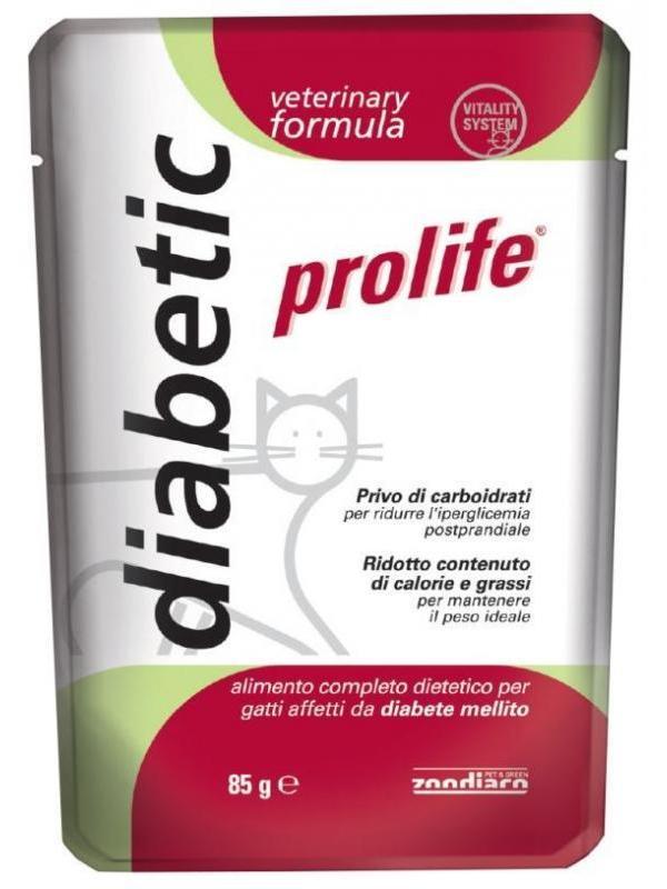 Prolife veterinary formula diabetic 85g