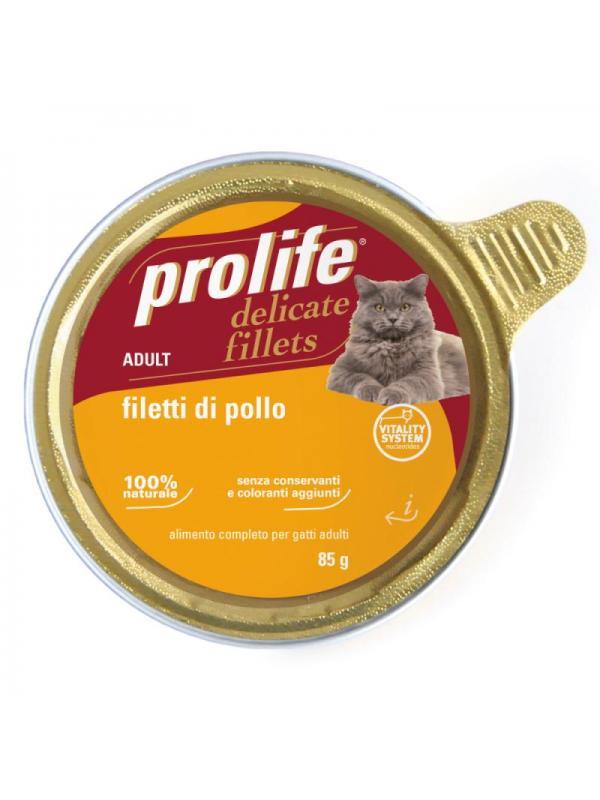 Prolife Adult - Filetti di Pollo 85g