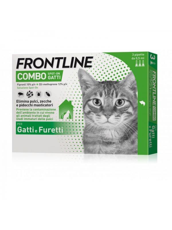 FRONTLINE COMBO GATTO