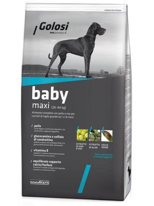 Golosi dog baby large 12kg