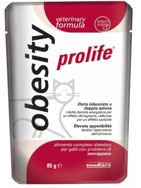 Prolife veterinary formula obesity 85 g