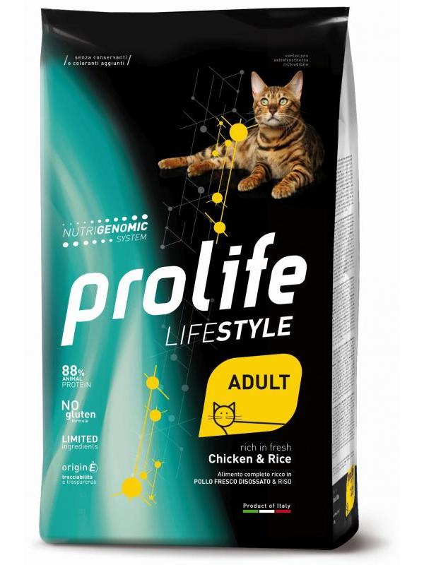 Prolife Life Style Adult Chicken & Rice 400g
