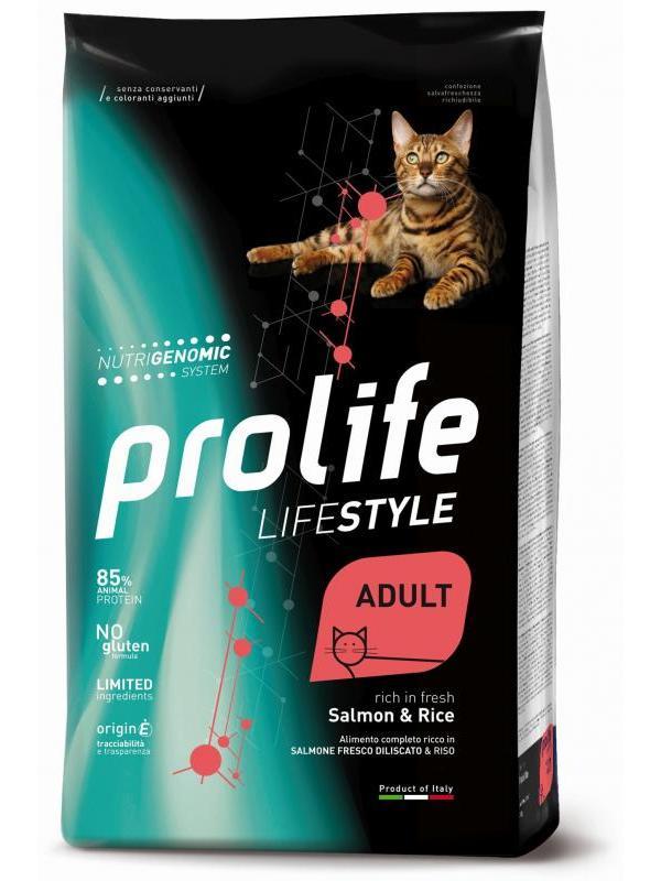 Prolife Life Style Adult Salmon & Rice 400g