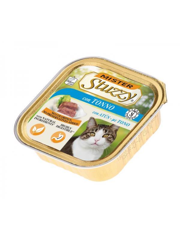 Stuzzy vaschetta cat con tonno 100g